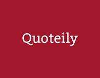 Quoteily.com