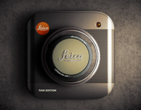 Leica Raw Edition iOS icon