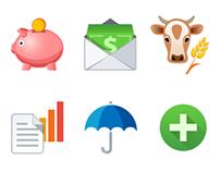Baitushum & Partners Microfinance Bank Icons