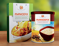 MANIODIX DCF ROOTS | Packaging