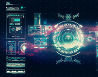 Space Age UI