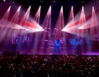 Whitesnake live in Iceland