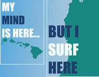 Salt-Less Swell Surf Contest | Poster