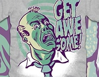 Get Awesome Cloth. T-shirt