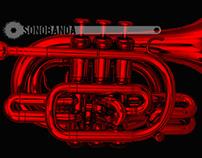 "SONOBANDA ""Red Brass"" Series"