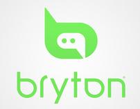 Bryton Brand Identity