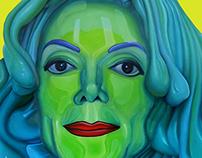 Michael - painting