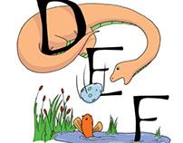 Educational Alphabet vignette