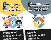 TekGame & TekGuide – Playful Learning Environment