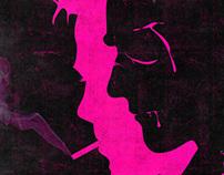 Fight club - Alternative movie poster .