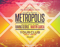 Metropolis Flyer