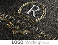 Logo Mock-up pack-01