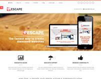 Escape - Retina Responsive Multi-Purpose WP Theme