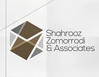 Shahrooz Zomorrodi Logo