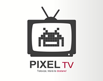 Logo for Pixel Tv