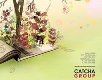 Catcha Group Advertisement
