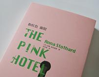 The pink hotel / Book design / 粉红色旅馆 / 装帧设计