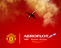 Aeroflot — The official Carrier of Manchester United