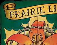 PRAIRIE SUN BEER LABELS