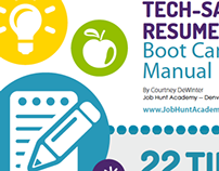 Job Hunt Academy Boot Camp Manual eBook
