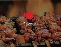 Savour: It is a mobile-based food application