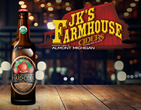 JK's Farmhouse Ciders Website