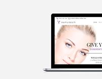 Salon WordPress Theme - Beauty Template