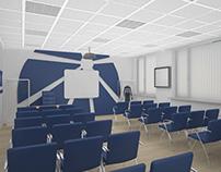 Проект лекционного кабинета для МОЭСК