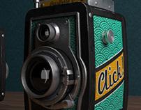 Peerfleckta V Camera