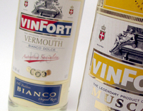 Vermouth & Muscat Labels