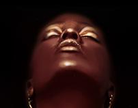 Afro Ebony