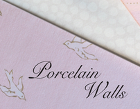 """Porcelain"" wallpaperdesigns"
