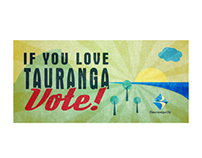 If You Love Tauranga Vote