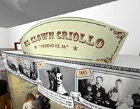 El Clown Criollo (Proyecto 2008)