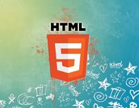HTML5 Wallpaper