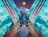 Alien Panda Jury - Album Cover Art