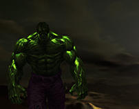 Wanted Monster: The Hulk