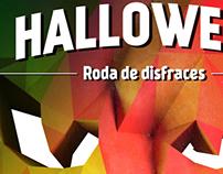 Poster Roda de Disfraces!!! / Fundec Nagó