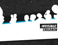 Invisible Children | Promotional Booklet