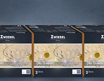 Wine Glass Packaging (Zwiesel kristallglas)