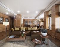 Guestroom. Moskovska str. Kyiv
