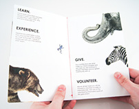 WWF Mailer Booklet