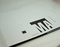 Portfolio Book Design 2012
