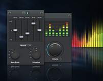Music equalizer Design