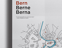 Bern Poster Brochure