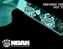 NOAH awareness Print Ad