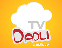 Logotype for dadli.tv