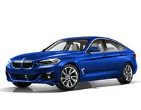 BMW Series 120i Gran Turismo