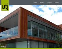 UTJ Interiors - Web Design/Development
