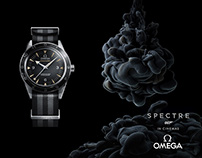 Omega Spectre 007 watch